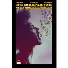 Dívka, která kopla do vosího hnízda: Podle románu stiega Larssona Komiksy