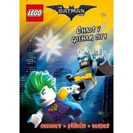 LEGO Batman Chaos v Gotham City!: Aktivity, příběhy, komiksy