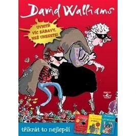 Walliams BOX Romány a povídky