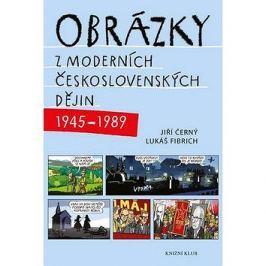 Obrázky z moderních československých dějin (1945–1989) Komiks