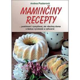 Maminčiny recepty Tématické kuchařky