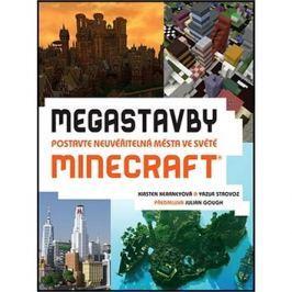 Megastavby: Postavte neuvěřitelná města ve světě Minecraft Příručky a návody
