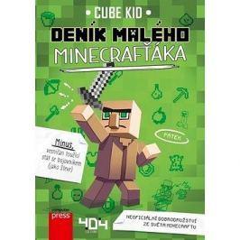 Deník malého Minecrafťáka: Neoficiální dobrodružství ze světa Minecraftu Romány a povídky