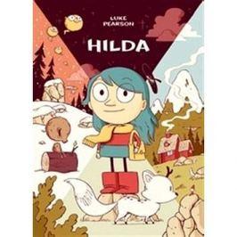 Hilda: Hilda a troll, Hilda a půlnoční obr Komiks