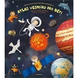 Atlas vesmíru pro děti Encyklopedie