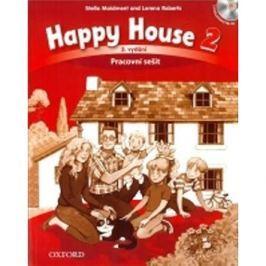 Happy House 3rd Edition 2 Pracovní sešit s poslechovým CD