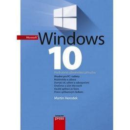 Microsoft Windows 10: Podrobná uživatelská příručka Operační systémy