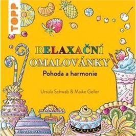 TOPP Relaxační omalovánky: Pohoda a harmonie Relaxační omalovánky