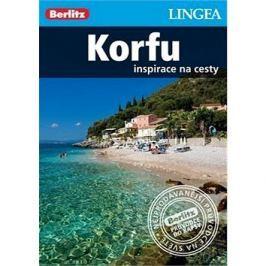 Korfu: Inspirace na cesty Průvodci Evropa