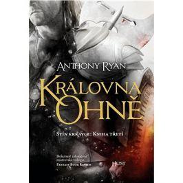 Královna ohně: Stín krkavce: Kniha třetí