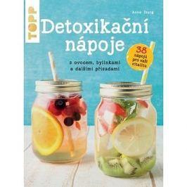 TOPP Detoxikační nápoje: s ovocem, bylinkami a dalšími přísadami Nápoje, koktejly