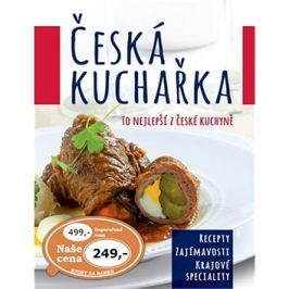 Česká kuchařka: To nejlepší z české kuchyně