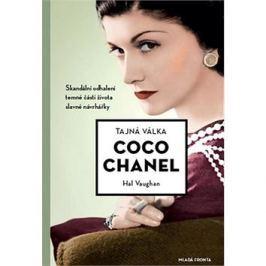 Tajná válka Coco Chanel: Skandální odhalení části života slavné návrhářky