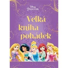 Princezna Velká kniha pohádek