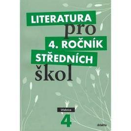 Literatura pro 4. ročník středních škol: Učebnice