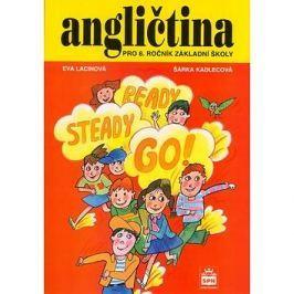 Angličtina pro 8. ročník základní školy: Ready steady go!