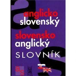 Anglicko slovenský slovensko anglický slovník Angličtina