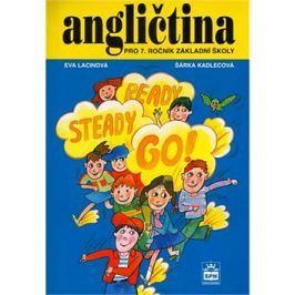 Angličtina pro 7. ročník základní školy: Ready steady go!