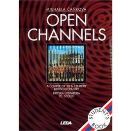 Open Channels Student's book: Britská literatura 20.století