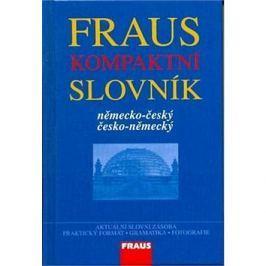 Kompaktní slovník německo-český a česko-německý