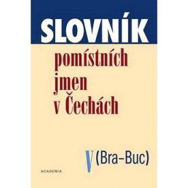 Slovník pomístních jmen v Čechách V: Bra-Buc