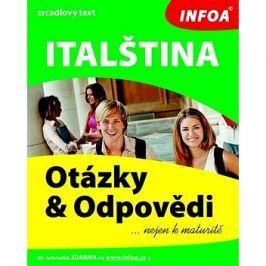 Italština Otázky a odpovědi: zrcadlový text