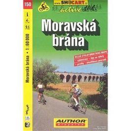 Moravská brána 1:60 000: 150