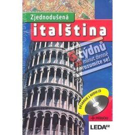Zjednodušená italština: 6 týdnů x 35 minut denně = dorozumíte se!