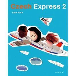 Czech Express 2 + CD + karty
