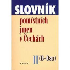 Slovník pomístných jmen v Čechách II.: B-Bau