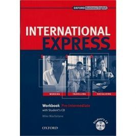 New International Expres Pre-intermediate Workbook + Student's Workbook CD pack