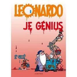 Leonardo 1 Je génius
