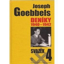 Joseph Goebbels Deníky 1940-1942: Svazek 4