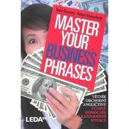 Master Your Business Phrases: větník obchodní angličtiny