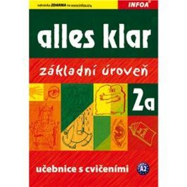 Alles klar 2a Učebnice s cvičeními: Základní úroveň