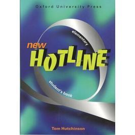 New hotline elementary Students book
