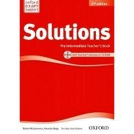 Maturita Solutions Pre-Intermediate Teacher´s book with Teacher´s resource CD-RO: 2nd Edition