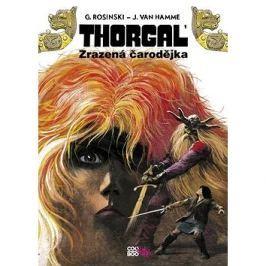 Thorgal Zrazená čarodějka
