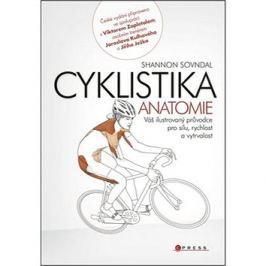 Cyklistika anatomie: Váš ilustrovaný průvodce pro sílu, rychlost a vytrvalost