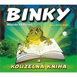 Binky a kouzelná kniha: Binky and the Book of Spells