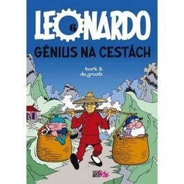 Leonardo 6 Génius na cestách