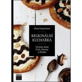 Regionální kuchařka: Všechny chutě Čech, Moravy a Slezska
