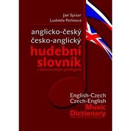 Anglicko-český česko-anglický hudební slovník: s ilustrovaným prologem