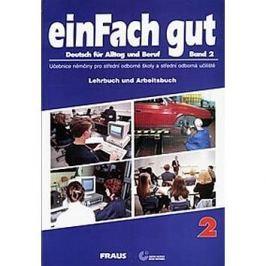 einFach gut 2: Učebnice včetně pracovního sešitu