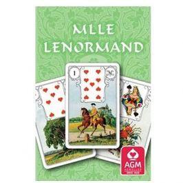 Mlle Lenormand 36 vykládacích karet: 36 karet a návod