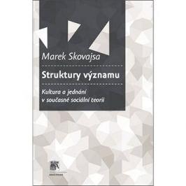 Struktury významu: Kultura a jednání v současné sociální teorii
