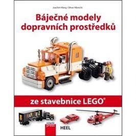 Báječné modely dopravních prostředků: ze stavebnice LEGO