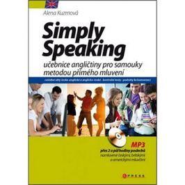 Simply Speaking + CD MP3: učebnice angličtiny pro samouky metodou přímého mluvení