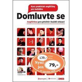 Domluvte se + CD: Angličtina pro přežití v každé situaci + CD