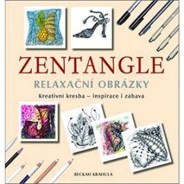 Zentangle: Relaxační obrázky